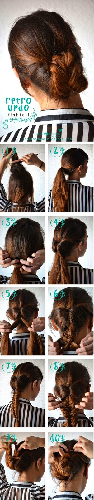 The Best  Useful Hair Tutorials Ever - Fashion Diva Design