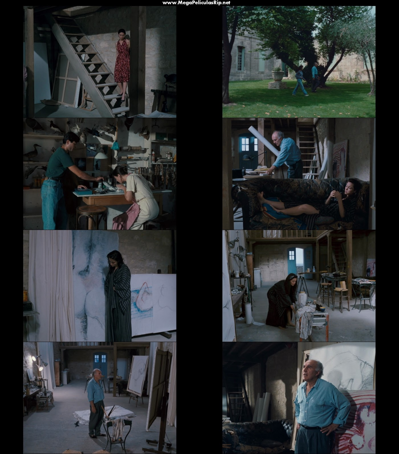 La Bella Mentirosa 1080p