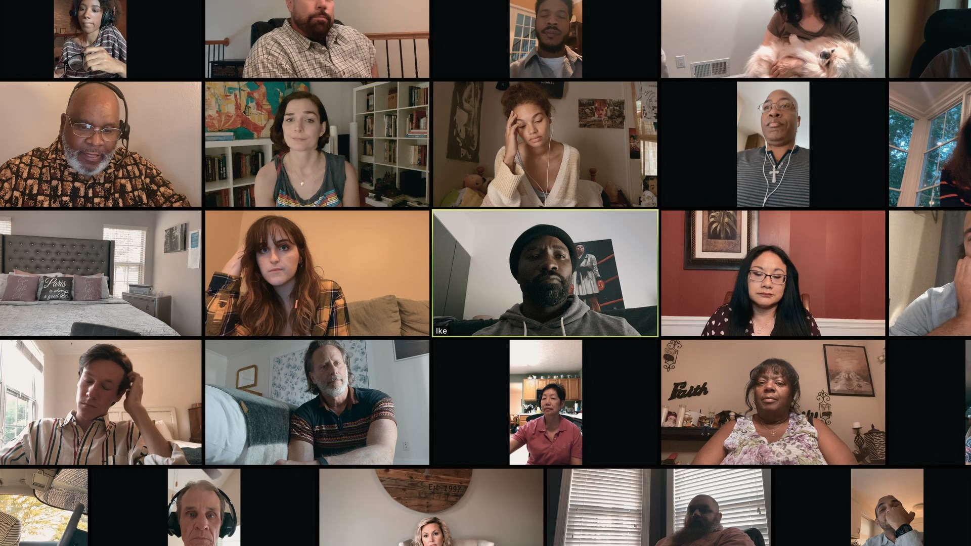 Distanciamiento social (2020) Temporada 1 1080p WEB-DL Latino