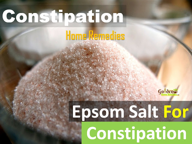 Epsom Salt For Constipation, How To Use Epsom Salt For Constipation, Epsom Salt And Constipations, Home Remedies For Constipation, How To Get Rid Of Constipation, Constipation Treatment, Constipation Relief,