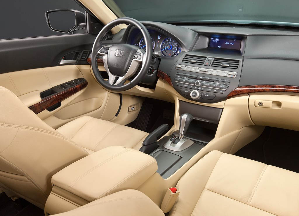 2012 Honda Crosstour Crossover SUV Formula Car Interior Design1