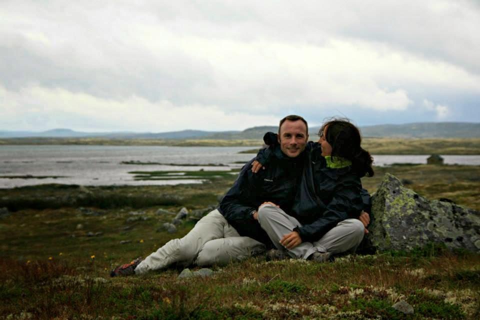 En el PN de Hardangervidda.