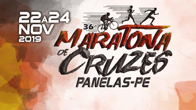 Programação esportiva da 36ª Maratona de Cruzes, Panelas-PE