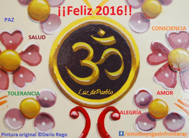 Feliz nuevo año 2016
