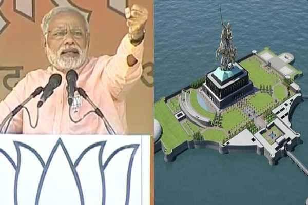 औरंगजेब के छक्के छुड़ाने वाले शिवाजी को अब दुनिया करेगी सलाम, MODI बनवायेंगे सबसे ऊंची मूर्ति