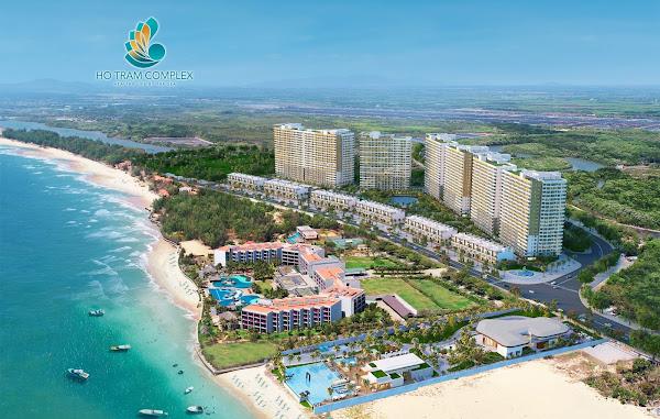 Hồ Tràm Complex – Siêu dự án căn hộ ven biển