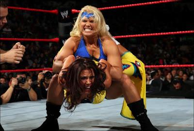 New Wrestling Players: WWE Beth Phoenix Female Star