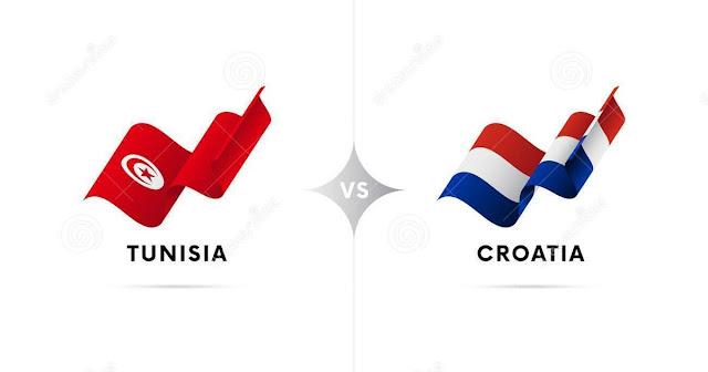 موعدنا مع  مباراة تونس وكرواتيا  بتاريخ 11-06-2019 مبارة ودية