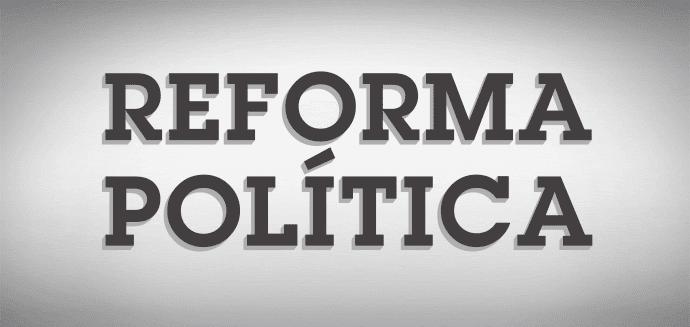 revolução no processo eleitoral