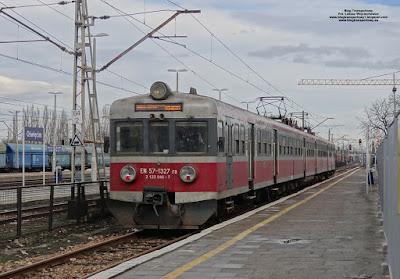EN57-1327, Przewozy Regionalne