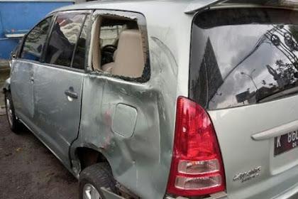Kecelakaan Beruntun di Pertigaan Kyai Mojo Yogyakarta, Mobil Tabrak 5 Motor