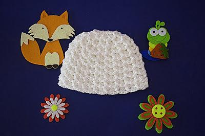 Crochet Imagenes Gorrito a crochet para jersey y cambrita por Majovel Crochet