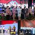 Sampaikan Fisi-Misi, KPU Minut Sukses Gelar Debat Paslon