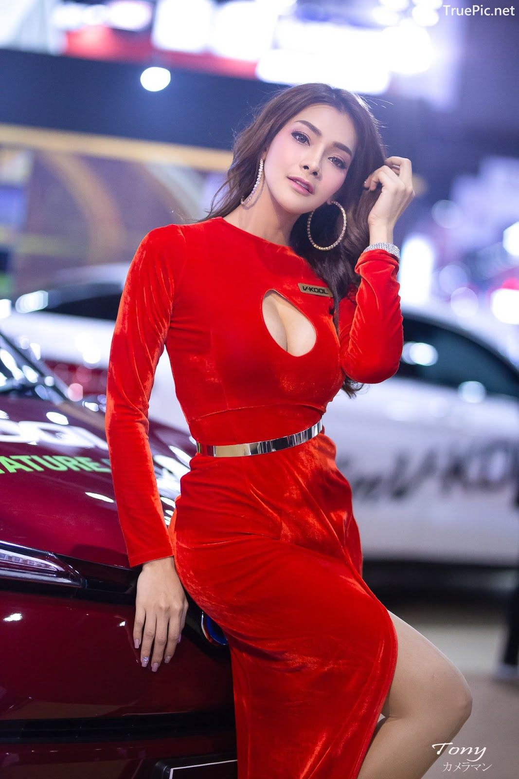 Image-Thailand-Hot-Model-Thai-Racing-Girl-At-Motor-Show-2019-TruePic.net- Picture-1