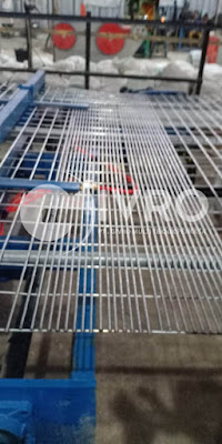 Jual Galvanized Welded Wire Mesh