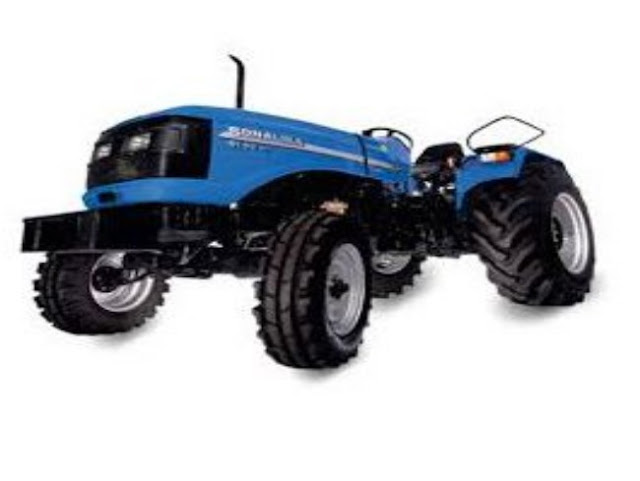 Sonalika Tractor Specifications