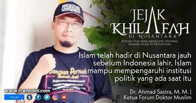Dr. Ahmad Sastra, M. M. | Ketua Forum Doktor Muslim