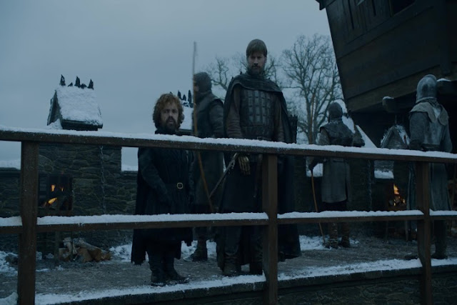 Tyrion and Jaime - Game of Thrones Season 8 Episode 2 Breakdown and Discussion Thread