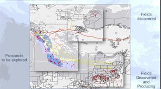 30 περιοχές για υδρογονάνθρακες – Εντός ο Κυπαρισσιακός