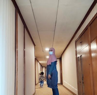 Menginap di Elmi Hotel Surabaya