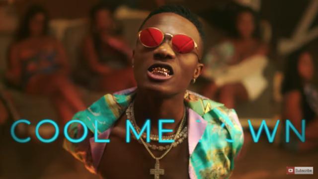 """[VIDEO] DJ Tunez x Wizkid – """"Cool Me Down Video"""""""