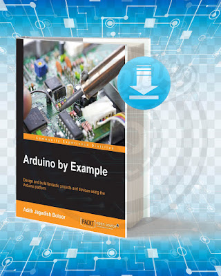 Free Book Arduino by Example pdf.