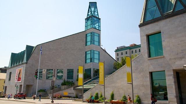 Museu da Civilização em Quebec