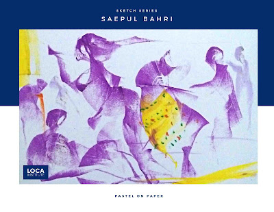 Karya saepul bahri sketch 4