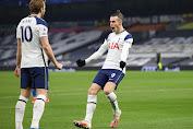 Fakta Laga Tottenham Vs Crystal Palace Musim Ini