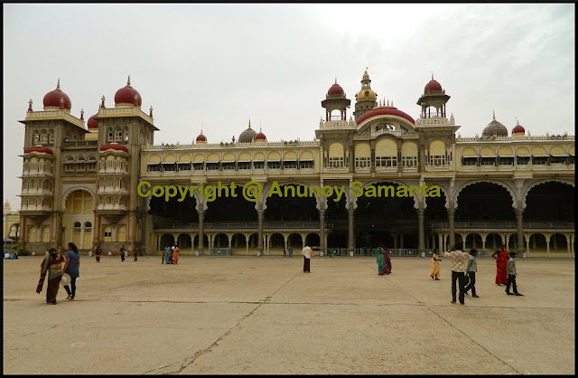 Trip to Mysore - the Palace City