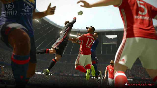 FIFA 17 Gameplay Screenshot 6