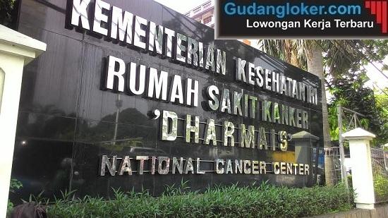 Lowongan Kerja Rumah Sakit Dharmais - Banyak Posisi