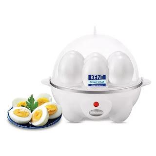 Kent Egg Boiler Machine - 360 Watts | Best Egg Boiler Machine in India | Electric Egg Boiler Reviews