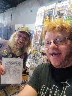 zines, alt press, Phoenix zines, Amazing Arizona Comics, Russ Kazmierczak