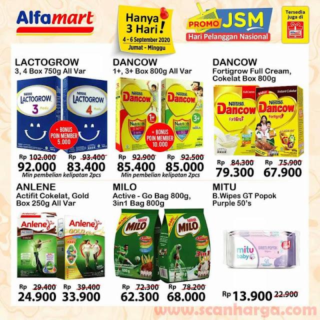 ALFAMART Promo JSM Spesial HARPELNAS - Hari Pelanggan Nasional 4 - 6 September 2020 6
