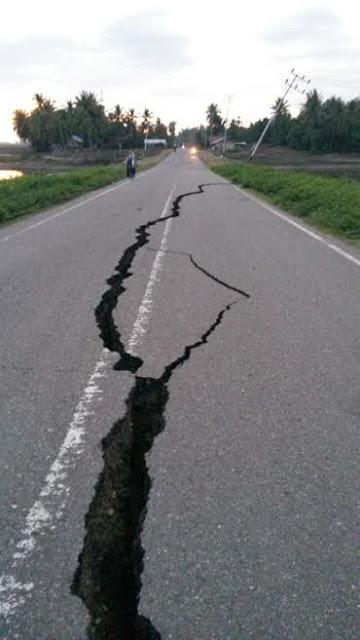 Aceh Dilanda Gempa 6,4 SR Dan Runtuhkan Sejumlah Bangunan, Ini Penyebab Gempa Menurut Kepala Geologi