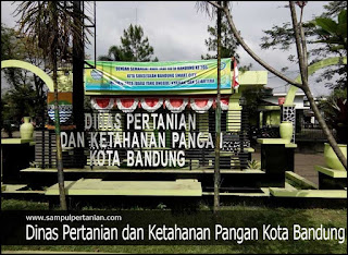 Alamat Dinas Pertanian dan Ketahanan Pangan Kota Bandung