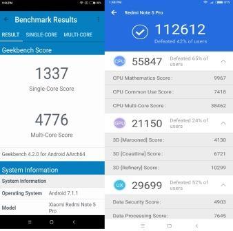 Custom Kernel Terbaik Redmi Note 5 Pro