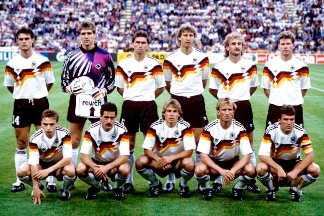 Resultado de imagen para Alemania 1990
