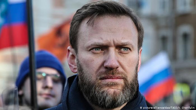 Rusia Cap Yayasan Anti Korupsi Dipimpin Alexei Navalny Sebagai Agen Asing