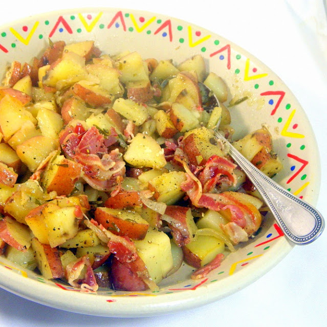 52 Ways To Cook: Potatoes In A Pouch With Bacon And