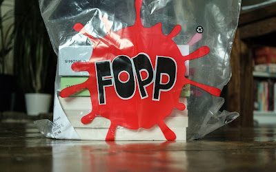 FOPP HAUL image of carrier bag with products in