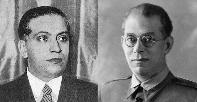 Calvo Sotelo y Emilio Mola