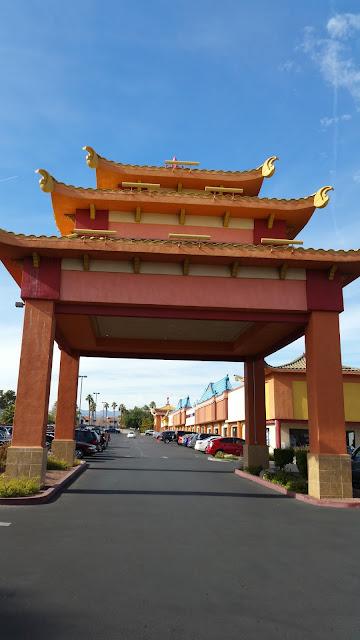 """Inside Chinatown"" Schiff Rd, Chinatown Las Vegas"