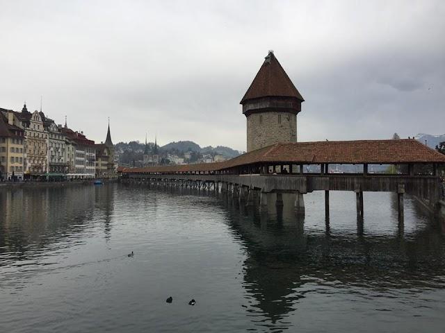 Thụy sĩ đẹp hơn mình nghĩ