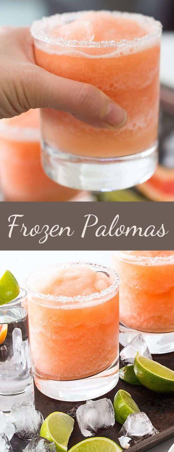Frozen Palomas