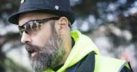 """Jérôme Rodrigues, l'une des figures des """"gilets jaunes"""", a été placé en garde à vue dimanche, soupçonné de violences conjugales envers sa compagne, qui a affirmé de son côté n'avoir subi aucune violence, évoquant """"une dispute verbale""""."""