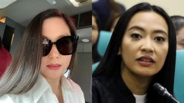 Mariel Rodriguez reacts to rumors Robin Padilla got Mocha Uson pregnant