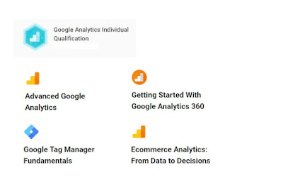 SEO certified consultant, analytics certified consultant, SEO agency certified