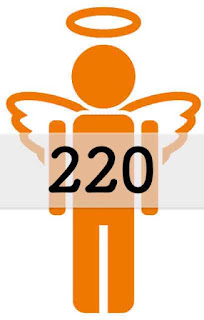 エンジェルナンバー 220